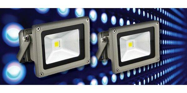 Úsporné LED reflektory