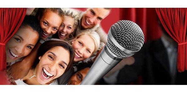 4,50 eur za vstupenku na prvú slovenskú stand-up komédiu SK-Up! Comedy Show