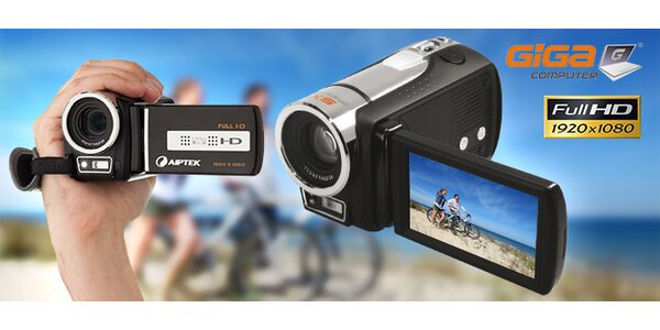 Kamera Aiptek AHD H5 Extreme