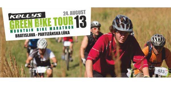 Štartovné - Kellys Green Bike Tour 2013