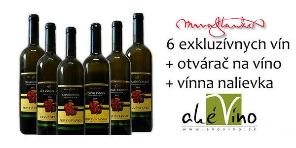 Víno Mrva & Stanko