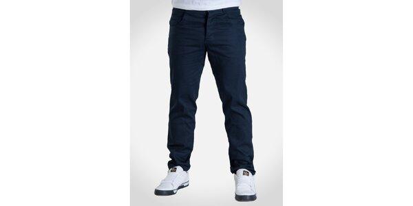 Pánske námornícky modré nohavice Skank
