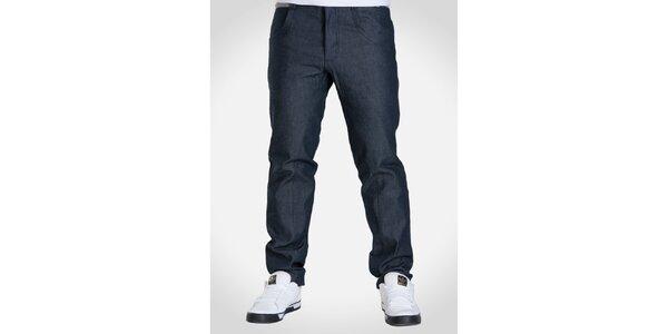 Pánske tmavo modré džínsy Skank
