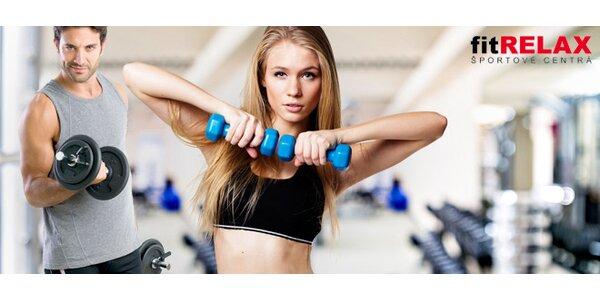 Vstup do fitness Herkules a Zochova