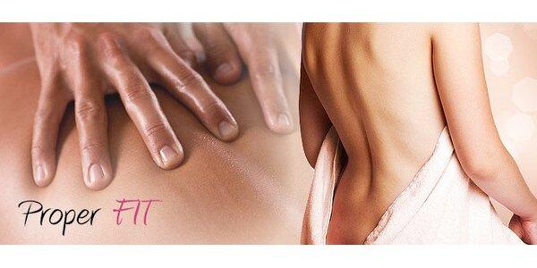 9,90 eur za vacupressovú masáž na celulitídu