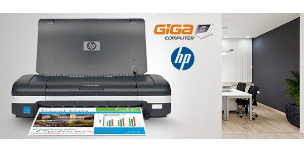 Prenosná tlačiareň HP OfficeJet H470