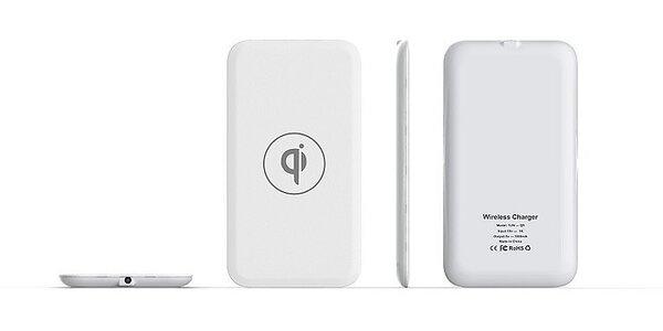 Wirless Charger Q9A Bezdrôtová nabíjačka pre váš smartfón alebo tablet