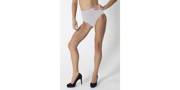 Dámske biele sťahovacie nohavičky My Shapes s aloe