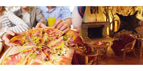Pizza 650g vo Vigvam Pube