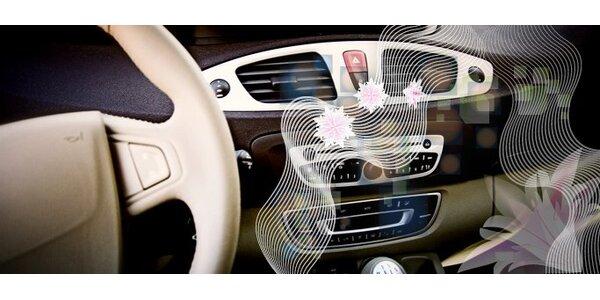 36 eur za trvalé odstránenie zápachu vo vašom aute