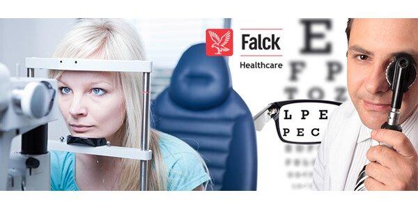 Vyšetrenie zraku pre dospelých
