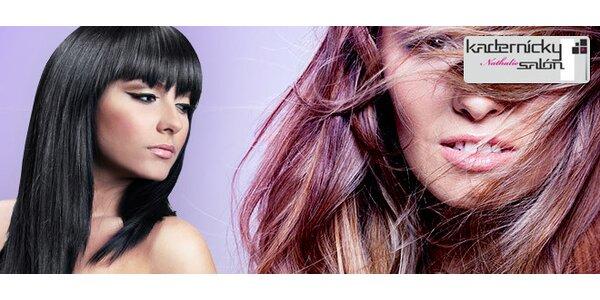 Úprava a ošetrenie vlasov