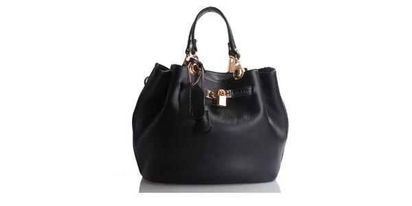 Čierna kabelka Belle & Bloom