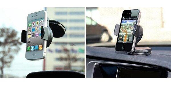 Univerzálny minidržiak na telefón alebo GPS do auta