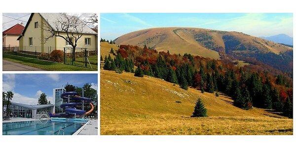 Spoznaj prekrásny kraj Slovenska - Turiec za 3 dni. Využite babie leto a krásne…