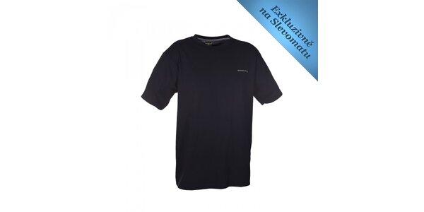 Pánske čierne tričko s logom Envy