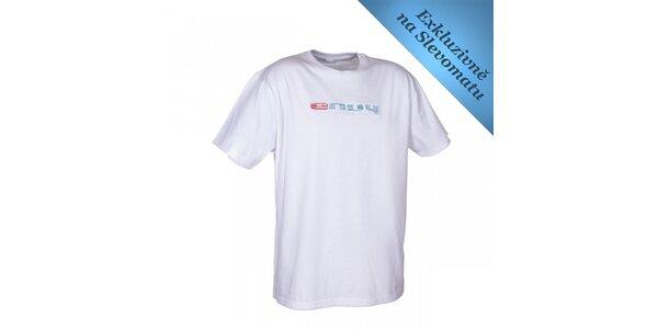 Pánske biele tričko s logom Envy