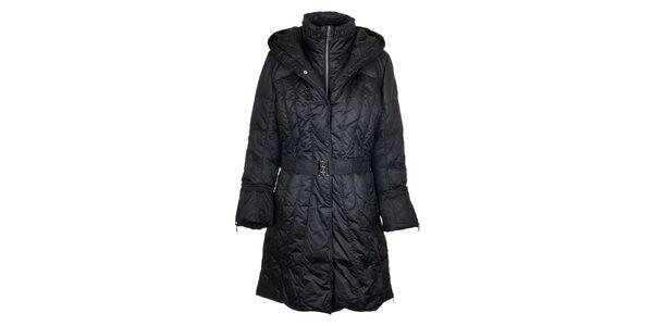Dámsky čierny páperový kabát Northland