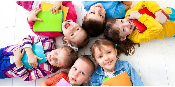 Celoročné kurzy anglického jazyka pre deti