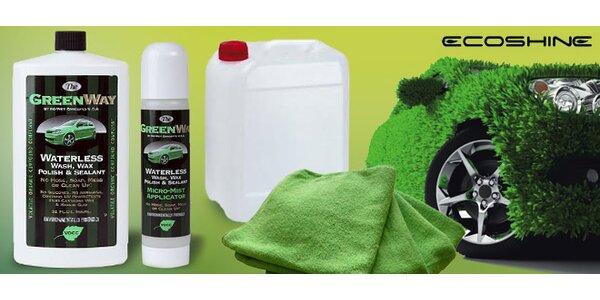 Sada produktov na umývanie áut Ecoshine