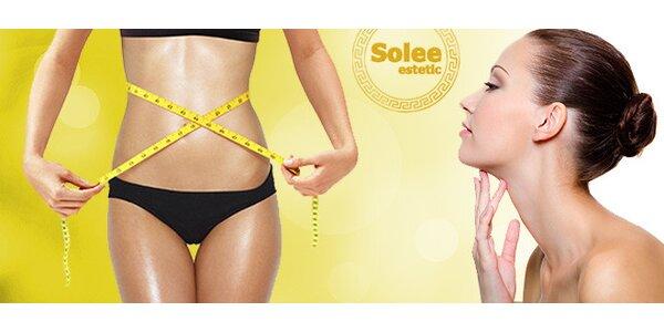 Laserová liposukcia 5+1 zdarma