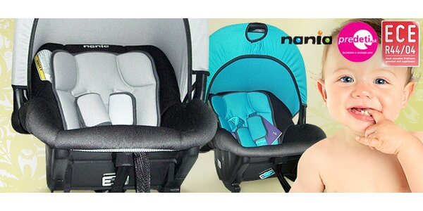 Autosedačka Nania Baby Ride