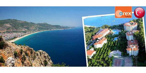Ultra all inclusive dovolenka v Turecku