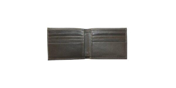 Pánska šedá peňaženka Forbes&Lewis