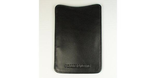 Čierne púzdro na iPhone Forbes&Lewis