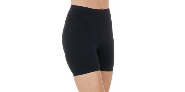 Dámske nohavičkové čierne nohavičky Marie Claire