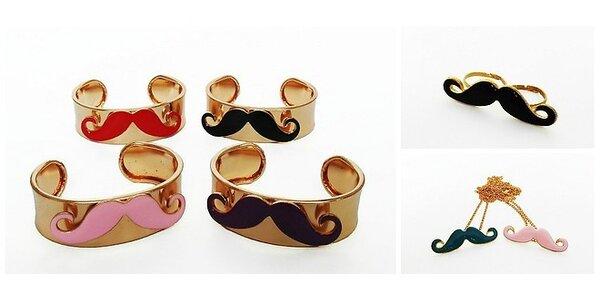 Mustage Mánia! Aj vy ich máte radi? Potom tieto šperky za skvelé ceny vrátane…