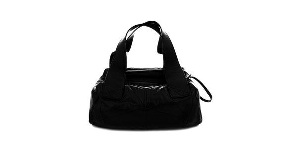 Čierna kabelka Diesel s veľkými uchami