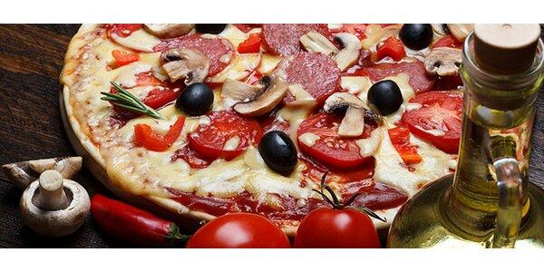 Kompletná talianska večera pre DVOCH vrátane fľaše kvalitného vína