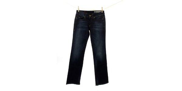 Dámske tmavo modré džínsy Tommy Hilfiger