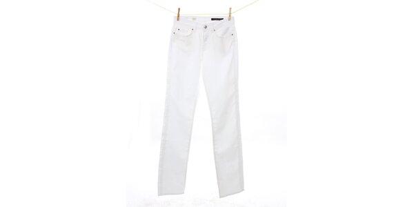 Dámske biele nohavice džínsového strihu Tommy Hilfiger 4f2c3916c31