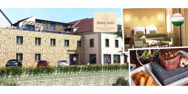 Romantický pobyt pre dvoch v Bükkös Hotel**** & Spa