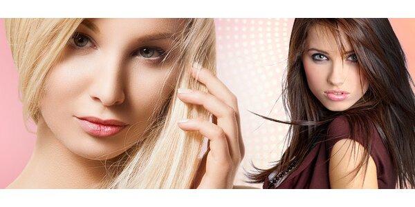 Keratínová kúra pre krásne vlasy
