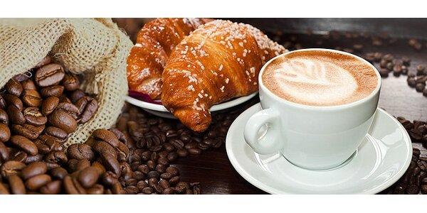 1,15 eur za cappuccino a croissant