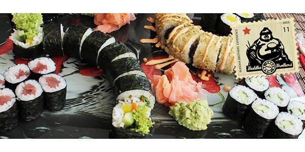 Sushi set pre dvoch