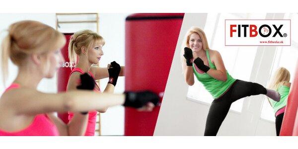 Vysokoúčinné Fitbox® cvičenie
