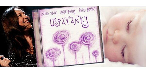 CD uspávanky od Katky Koščovej