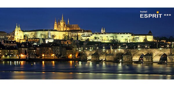 Pobyt v Prahe