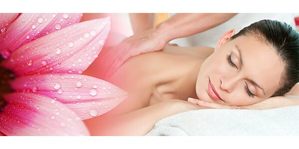 Masáž krčnej chrbtice s teplým zábalom