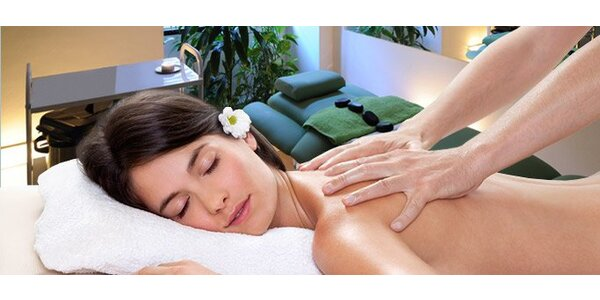 7,99 eur za 30 minútovú masáž podľa vášho výberu