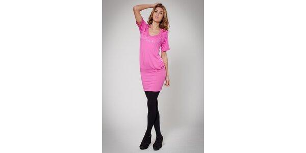 Dámske ružové šaty Ungaro