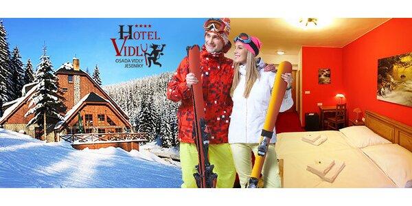 Pobyt v Horskom Hoteli Vidly****