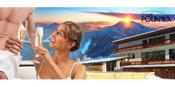 69 eur za 3-dňový pobyt pre dvoch v Hoteli Polianka v Nízkych Tatrách