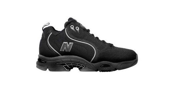 Dámske čierne tenisky na aerobic New Balance