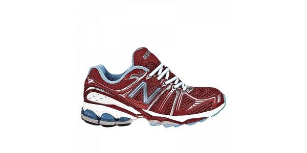 Dámske červené bežecké tenisky New Balance