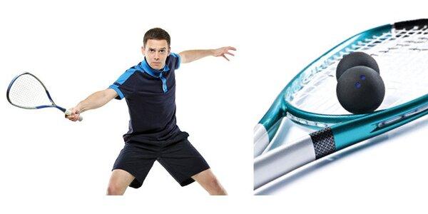 Squashový kurt na 1 hodinu